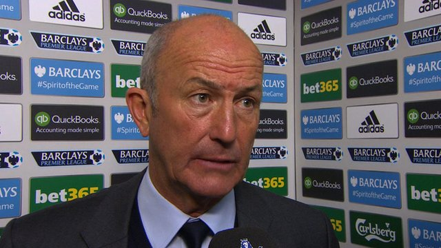 West Brom 0-0 Liverpool: Pulis says side back playing properly