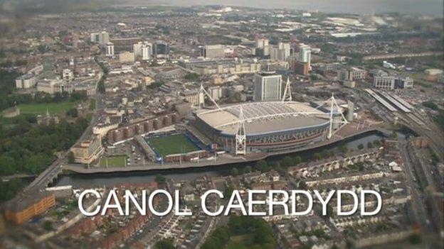 Canol Caerdydd