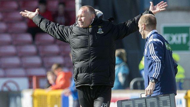 Watkins misses Inverness sitter