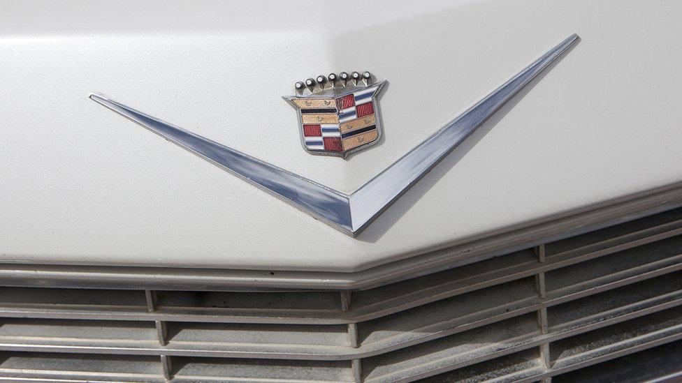 Clasur Americanaidd - y Cadillac