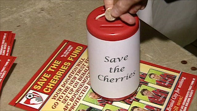 Bournemouth bucket collection