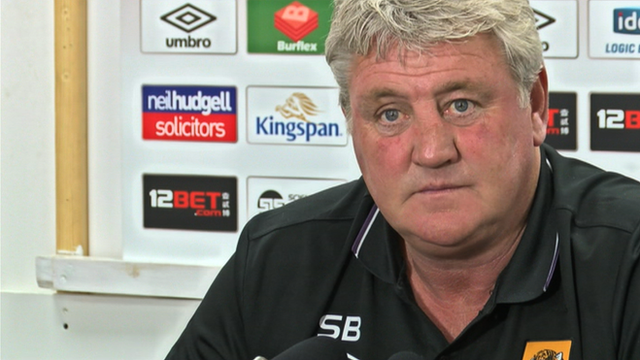 """Steve Bruce says """"football belongs to the supporters"""""""