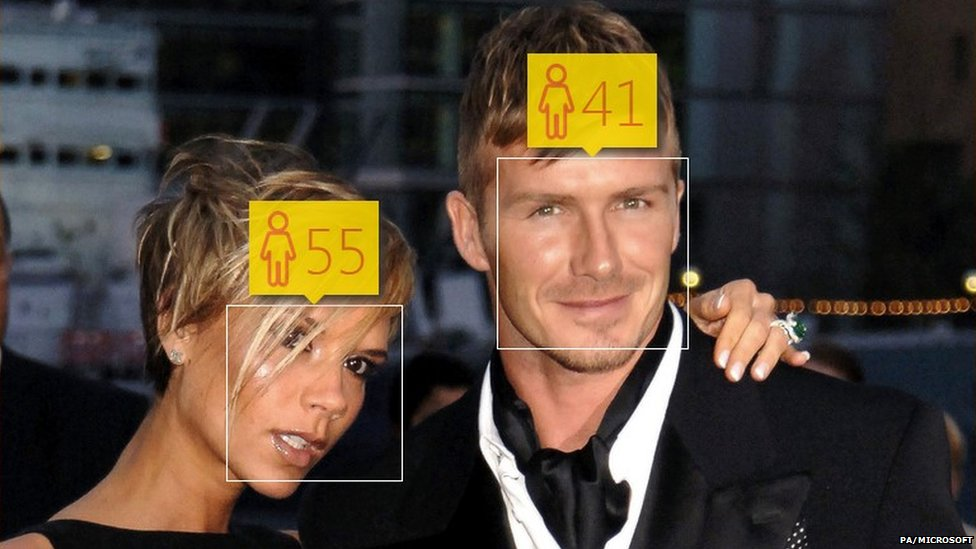 David and Victoria Beckham in March 2007
