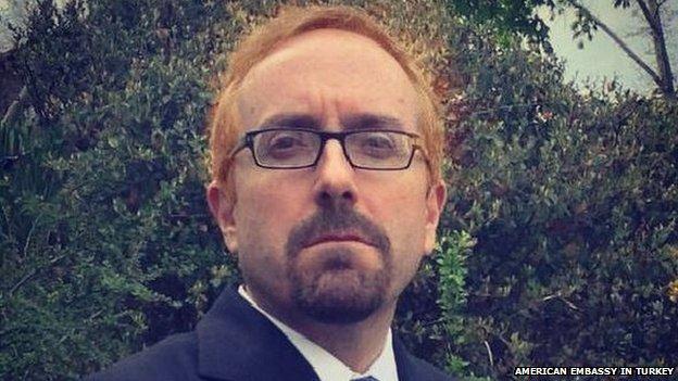 The American Ambassador to Turkey