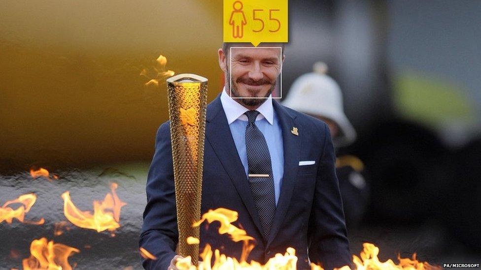 David Beckham in May 2012 aged 37