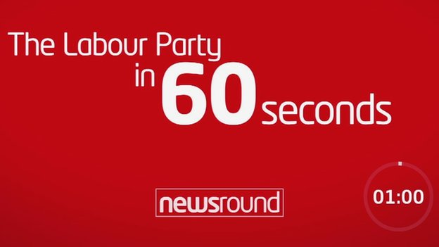 The Labour Party in 60 seconds