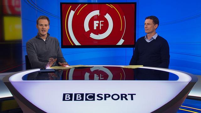 Dan Walker is joined by former Blackburn, Norwich and Chelsea striker Chris Sutton