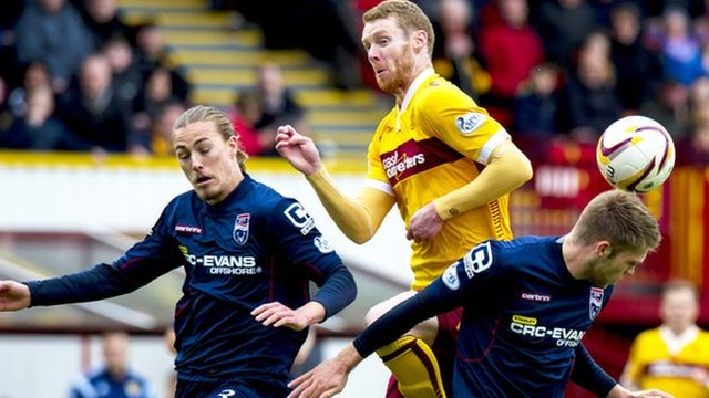 Highlights - Motherwell 1-1 Ross County