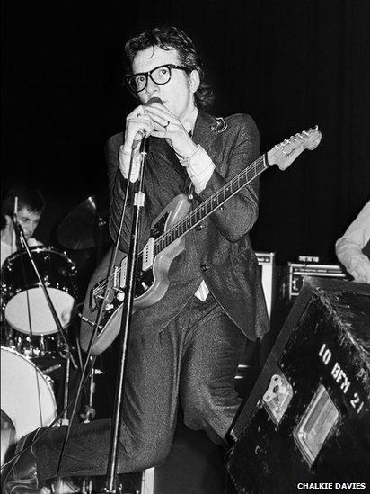 Elvis Costello, El Morcambo, Toronto, 1978