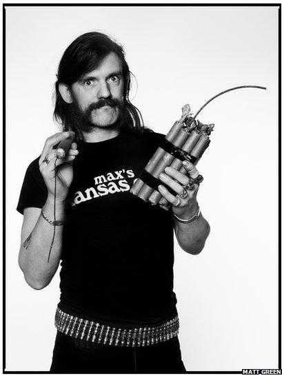 Lemmy Kilmister o Motörhead, Llundain // London 1982