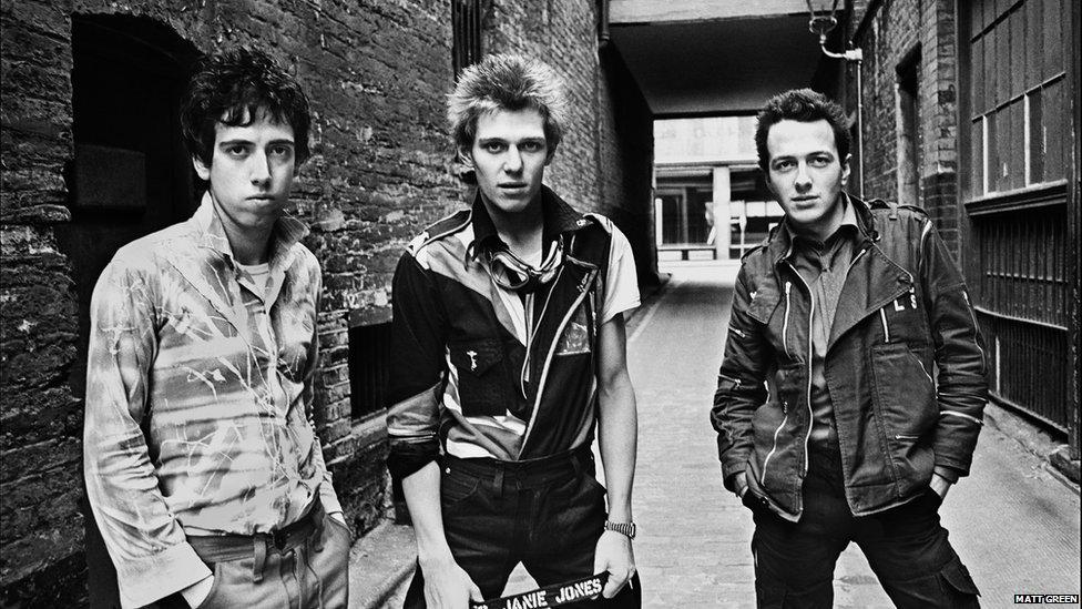 The Clash, Camden Town, Llundain // London