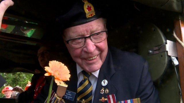 Canadian veteran