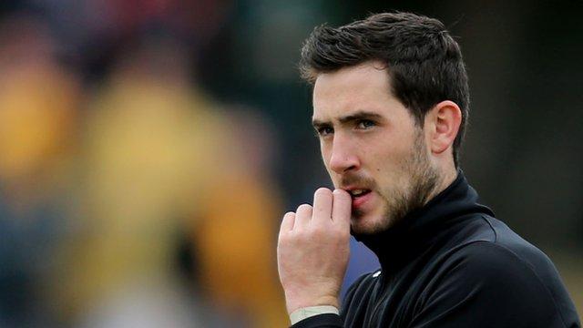 Donegal GAA player Mark McHugh