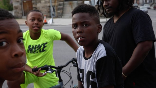 A month after Freddie Gray suffered a fatal injury under police custody, Baltimore residents reflect.