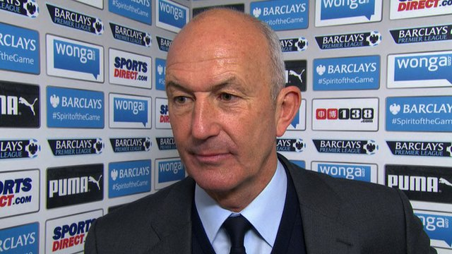 Newcastle 1-1 West Brom: Pulis delighted by Premier League survival