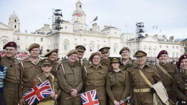 Horse Guards Parade concert
