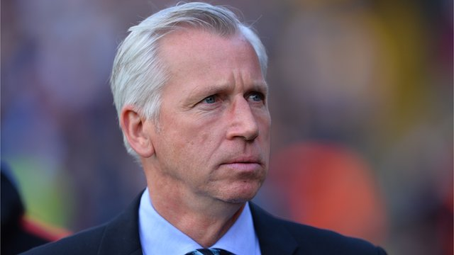 Crystal Palace 1-2 Manchester United: Penalty wrong - Pardew