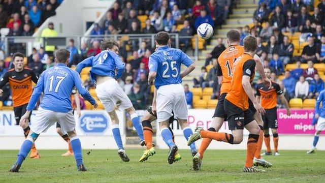 Highlights - St Johnstone 1-1 Dundee United