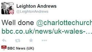 Leighton Andrews AM