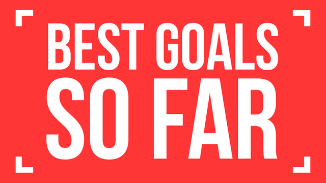 Best FA Cup goals so far