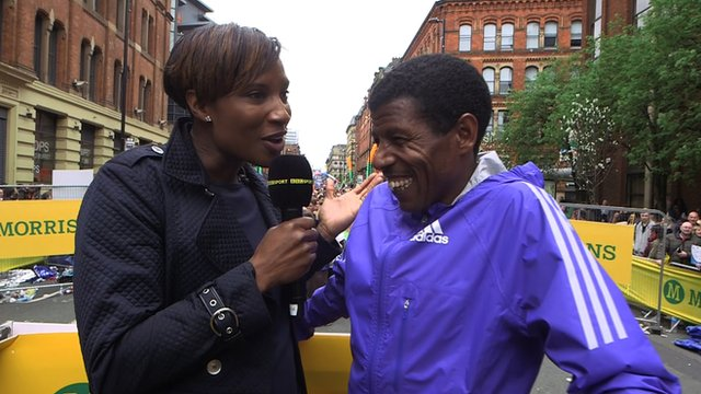 Haile Gebrselassie retires: 'Running gives you everything'