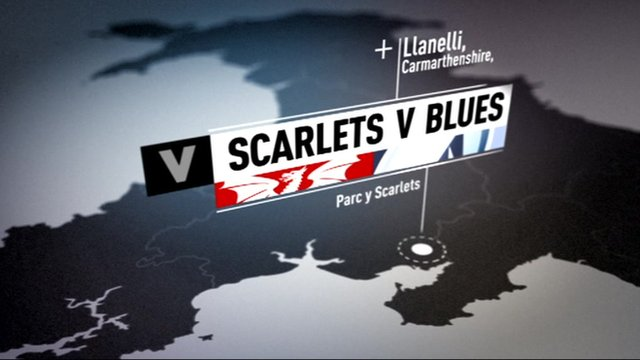 Pro12 highlights: Scarlets 16-6 Cardiff Blues