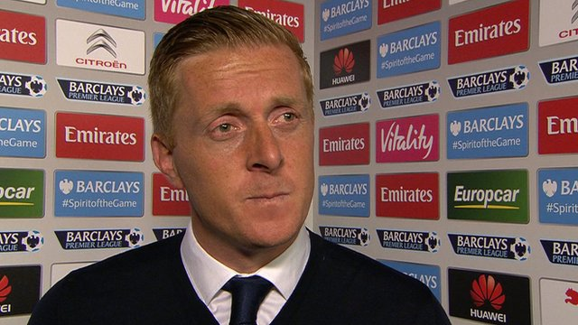 Arsenal 0-1 Swansea: Monk says Swansea adapt for big games