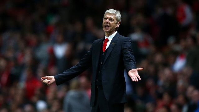 Arsenal 0-1 Swansea: Wenger says loss unlucky and undeserved