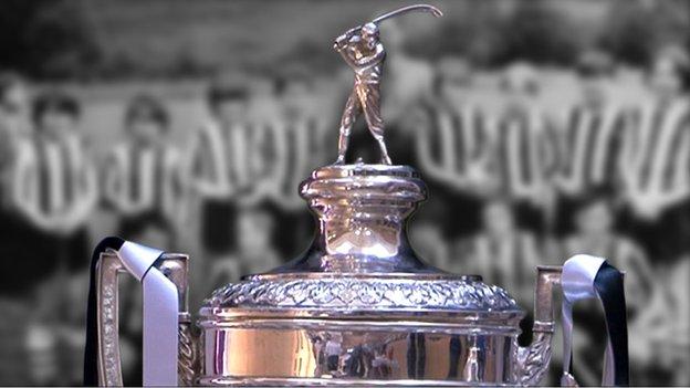 Cupa na Camanachd