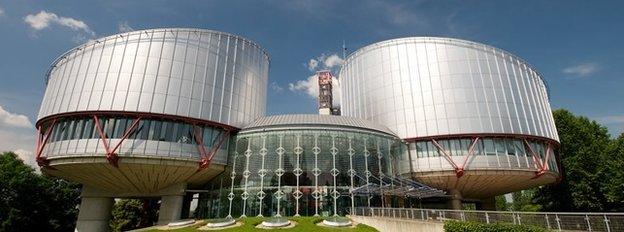 European Court, Strasbourg