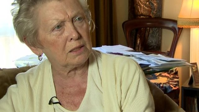 Clara Nicol received letters from people claiming to be clairvoyants