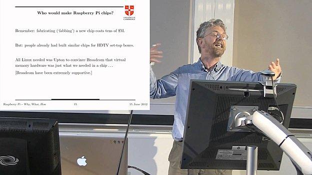 Alan Mycroft, professor of computing at Cambridge University