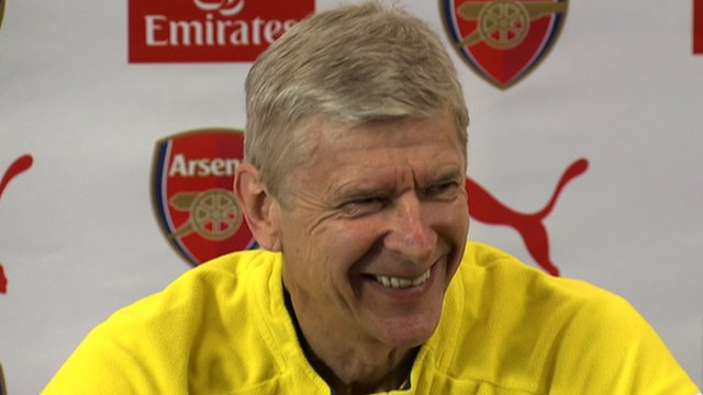 Wenger's thoughts on Old Trafford match