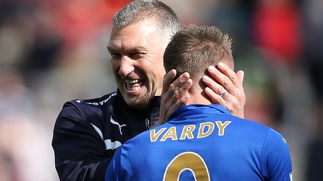 Sunderland 0-0 Leicester: Pearson delight at safety
