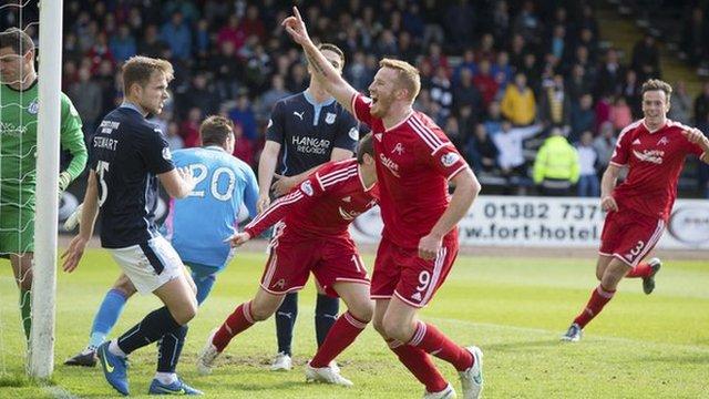 Highlights - Dundee 1-1 Aberdeen