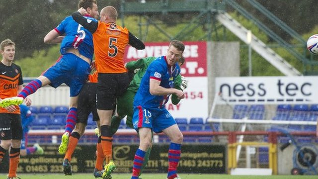 Highlights - Inverness CT 3-0 Dundee Utd