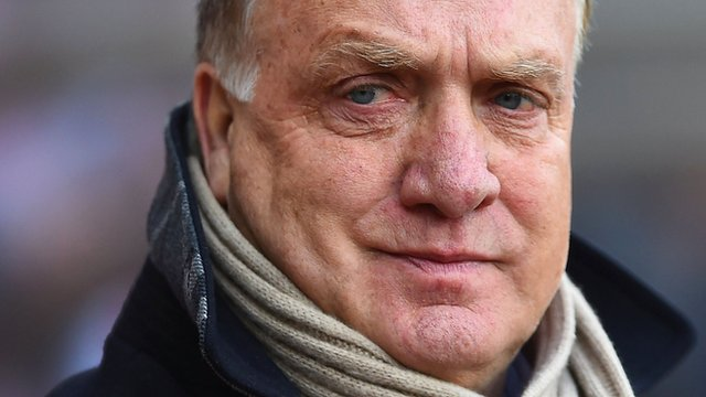 """Sunderland 0-0 Leicester: Advocaat """"almost there"""""""