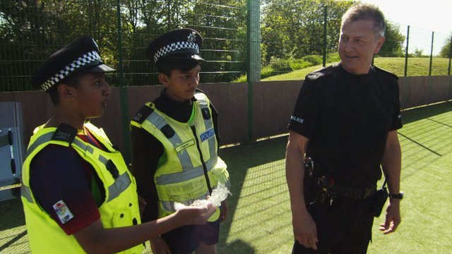 Leicester City are working with the police to engage local youngsters