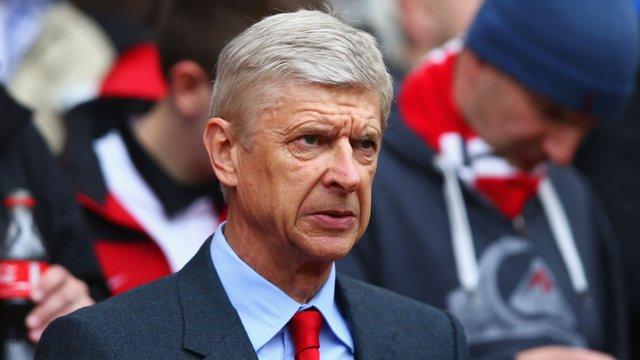 Man United 1-1 Arsenal: Wenger says Gunners 'took over' second half