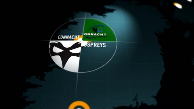 Connacht v Ospreys