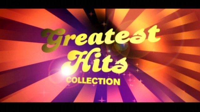 Greatest hits graphic