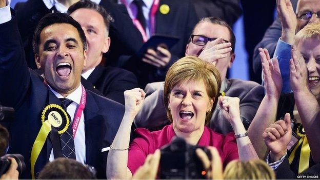 Beth fydd gwersi daeargryn yr SNP i wleidyddiaeth Cymru?
