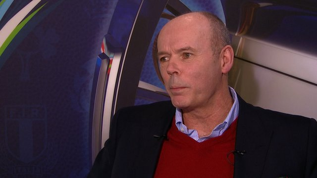Clive Woodward: France Rugby how would he fix it?