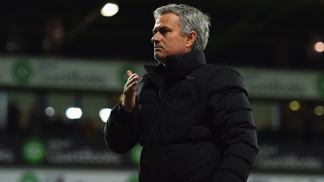 West Brom 3-0 Chelsea: Jose Mourinho blames loss on rivals