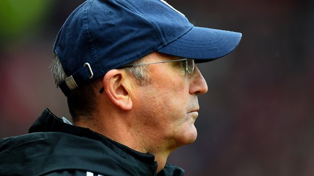 West Brom 3-0 Chelsea: Tony Pulis delight at 'great result'