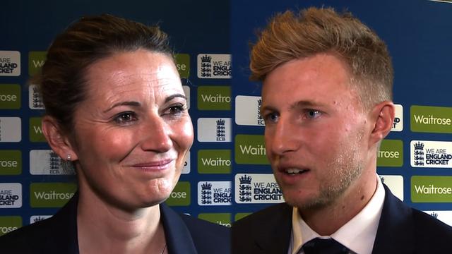 Charlotte Edwards & Joe Root win ECB cricketer of the year awards