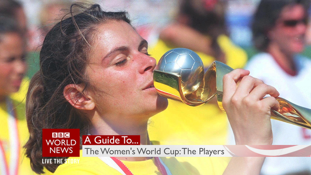Who will star at the Women's World Cup?