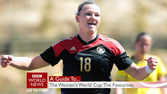 Who will win the Women's World Cup?