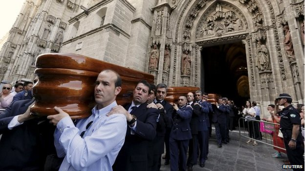 A400M funeral