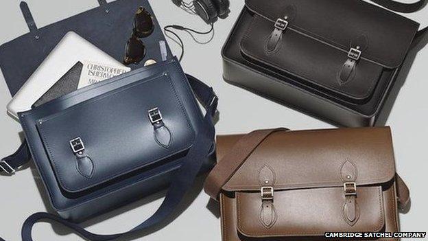 Work satchels
